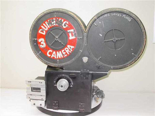 Acme / Mitchell 70mm Camera with Movement and Film Magazine -AS-IS (65/70)