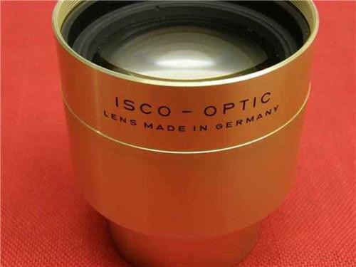 ISCO - Optics 210075  ULTRA MC for 35/70 mm film Cinema Lens