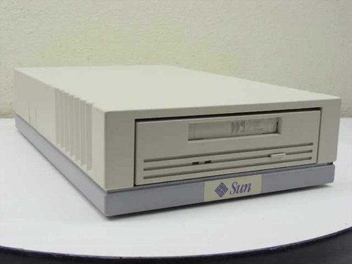 Sun 599-2072-02  611 External Tape Drive 4-8 GB Digital Data Storag