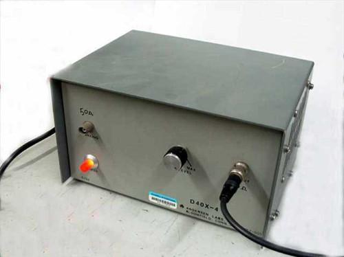Andersen Labs D40X-4  40 MHz crystal oscillator