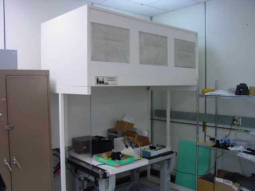 Dexon Flow Hood with Stand  6 Foot Laminar Flow Hood Stand Side Panels