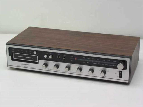 Soundesign 6438  AM - FM Stereo 4 Channel Receiver w/8-Track Tape Player