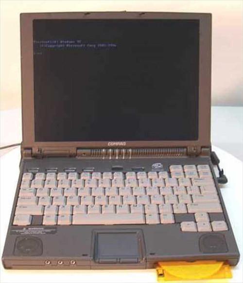 Compaq Armada 4131T P133 Laptop