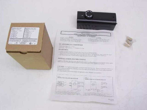 Columbus Electric KTD-110-T  Ventilation Thermostat