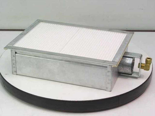 "Infrared Dynamics 12.25"" x 9"" x 3.5""  Outdoor Heater Module"