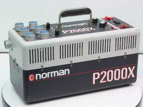 Norman P2000X  Strobe Power Pack for 900 Series