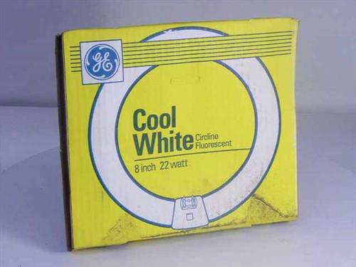 """GE FC8T9-CW  Circline Fluorescent 8"""" 22watt Rapid Start Light B"""