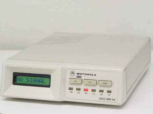 Motorola DDS/MR56  UDS External Data Modem
