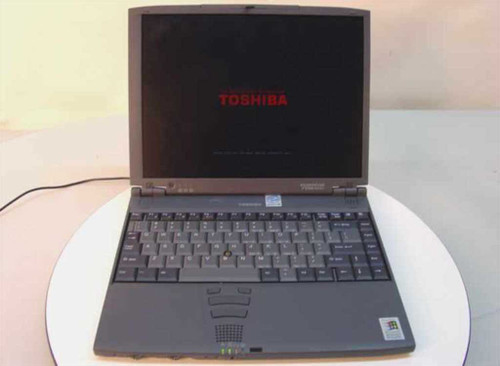 Toshiba PIII 600 Portege 7200CT 64MB 12.0GB HDD PP720U-6D90L