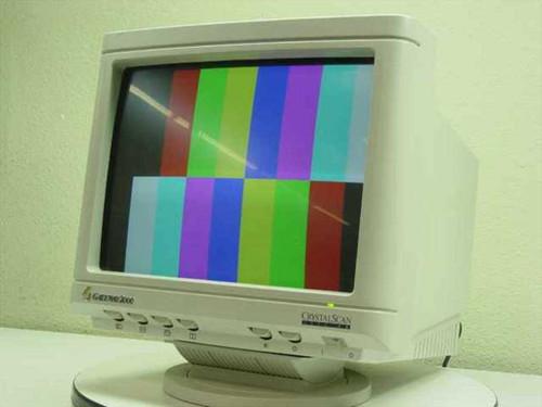 """Gateway 2000 CS1572FS  15"""" CrystalScan Monitor"""