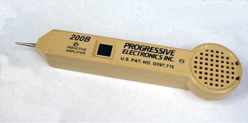 Progressive Electronics 200B  Inductive Amplifier (signal tracer)