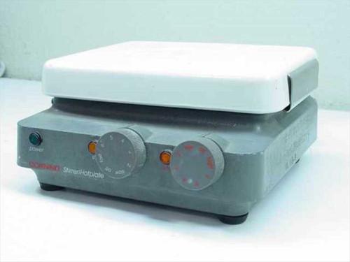 "Corning Multi-Setting  Stirrer/Hotplate 7x7"" Plate Size"