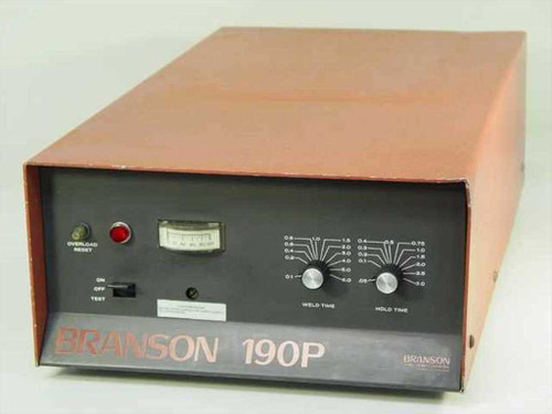 Branson Sonic Power Co. 190P/s  Generator Power Supply
