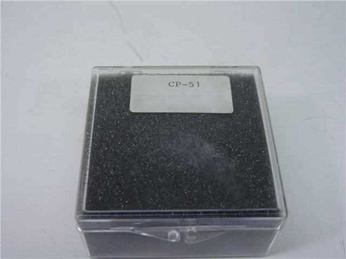 Wells - Brookfield CP-51  Cone/Plate