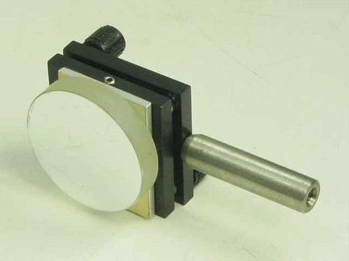 Newport Corp MM-2A  Optical Mount w/Post and Mirror