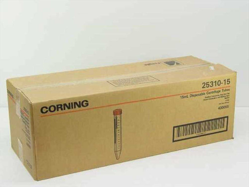 Corning 430055  15mL Disposable Centrifuge Tubes