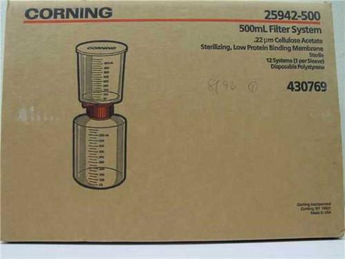Corning 430769  500mL Filter System .22