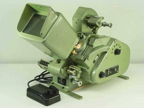 Magnasync Moviola D-20  35mm Film Viewer