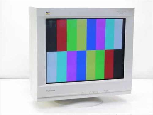 "ViewSonic P225f  22"" Professional Series CRT Monitor"