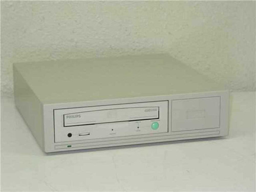 Philips CDD2000  SCSI External CD-R Drive