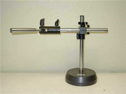 """Adjustable 1"""" Shaft  Microscope Stand 16"""" in Height"""