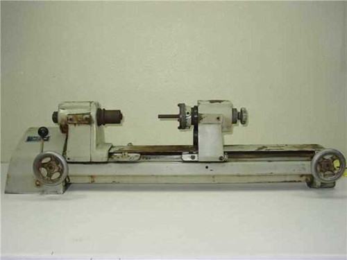 Litton F  Glass Blowing Lathe - Base Only