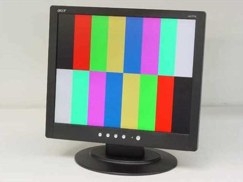 "Acer AL1714b  17"" LCD monitor"
