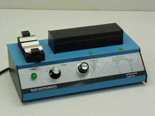 Sage Instruments 355  Syringe Pump