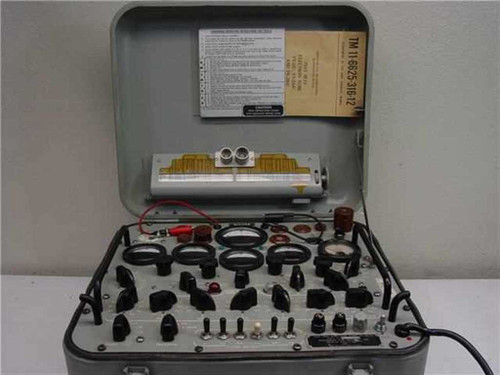 Designers for Industry TV - 2C   Tube Tester Electron