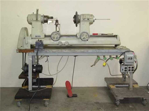 Litton HSA  Glass Blowing Lathe