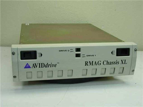 Mountain Gate Data 01036465-200 G  DS2100-AVID AVIDdrive RMAG Chassis XL