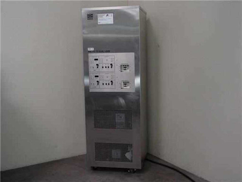 Neslab HX-75/75 Dual Loop  Chiller Stainless Steel