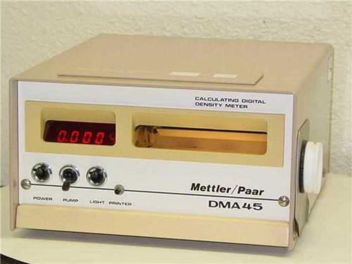 Mettler / Paar DMA45  Calculating Digital Density Meter