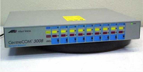 Allied Telesis AT 3000  CentreCom 3008 Multiport Repeater