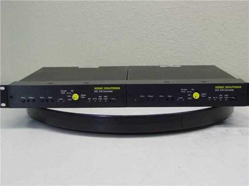 Sonic Solutions 702910  Rackmount Dual A/D DA/ Converters