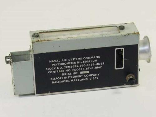 Belfort Instruments Co ML-450A/UM  Psychrometer