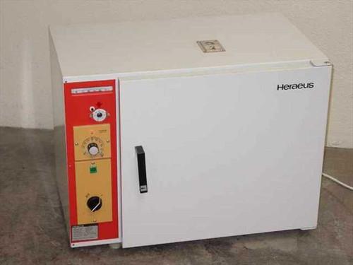 Heraeus T 5042 E  Gravity Convection Oven D-6450 Hanau 70C