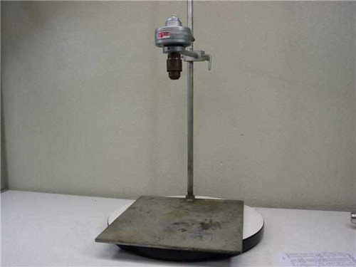 Fawcett 102A  Pneumatic Drill with adjustable stand