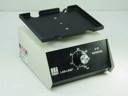 Lab-Line Instruments 4630  3-D Rotator
