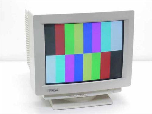 """Hitachi CM640US11  Hitachi CM640US11 17"""" Monitor"""