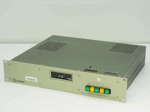 Varian  844  CVT Vacuum Ionization Gauge Controller - Ion Gauge