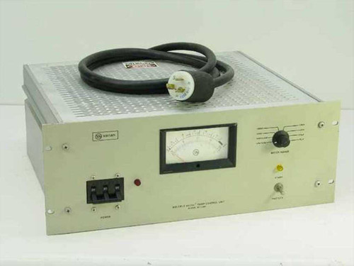 Varian 921-0066  Multiple VacIon Pump Control Unit - As Is