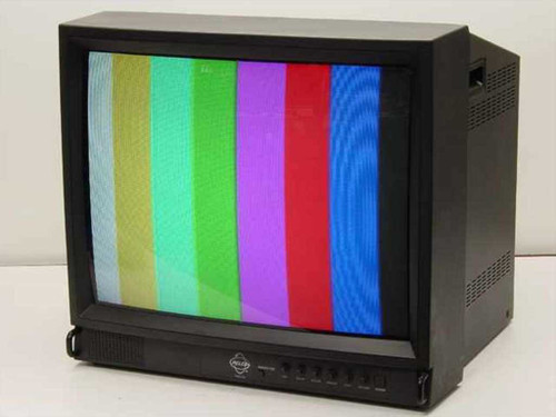 "Pelco PMC21A  21"" Color Surveillance Monitor"