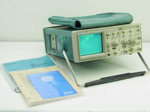 Tektronix 2230  100MHz Digital/Analog Storage Oscilloscope