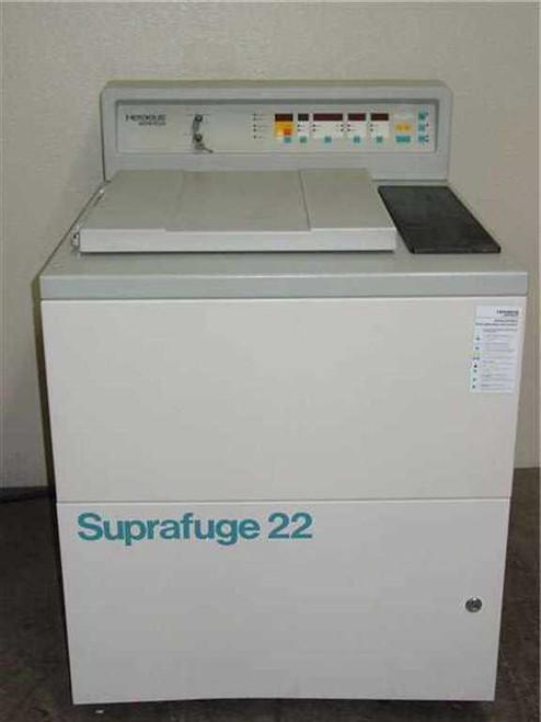 Heraeus Suprafuge 22  Centrifuge Model 6415