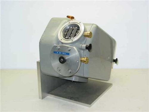 McPherson / GCA 218  Vacuum UV Monochromator