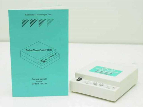 Richmond Technology, Inc. PFC20  PulseFlow Controller PFC20