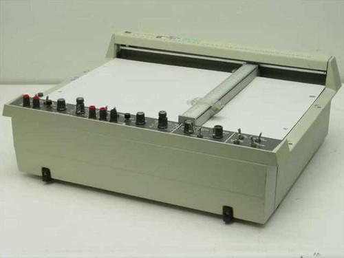 Hewlett Packard 7045A  X-Y Recorder w/ Electrostatic Paper Holder As-Is