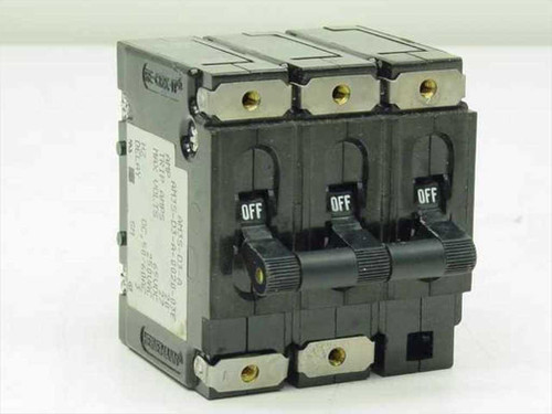 Heinemann AM3S-D3-A-0020-03E  3 Phase Circuit Breaker