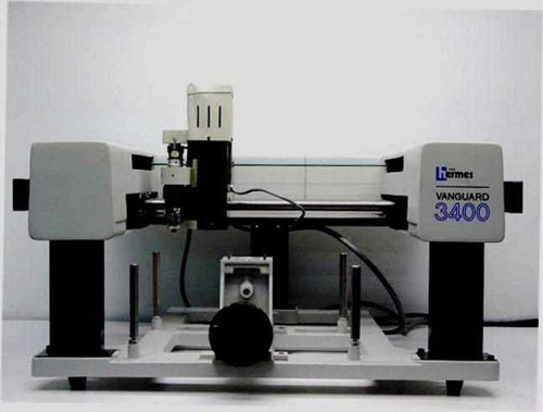 New Hermes 3400  Vanguard Engraver - Base Unit without Controller